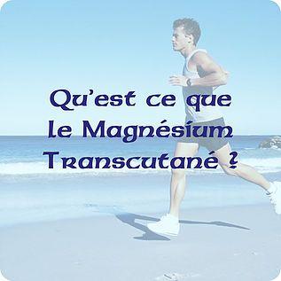 Huile de magnésium
