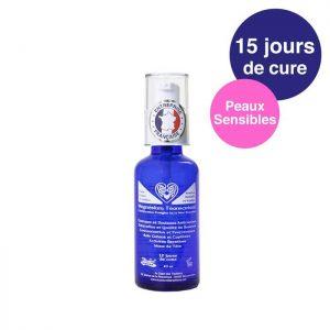 Magnésium Transcutané Format Nomade 50 ml Pour Peaux Sensibles en Verre Noble
